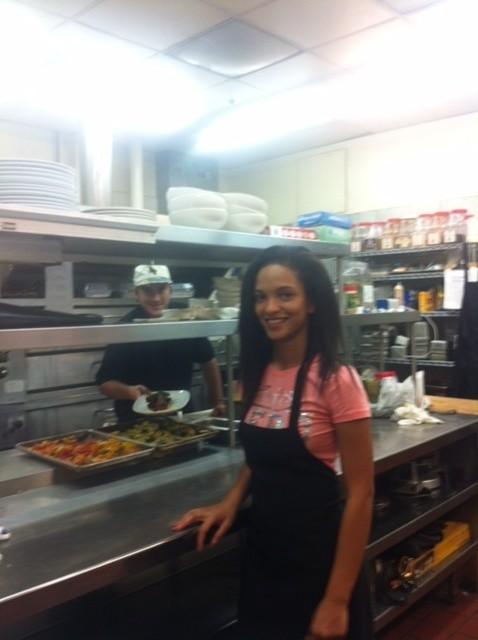 Ameneh Marhaba of Kitchen Ramarj. - PHOTOS COURTESY KITCHEN RAMARJ