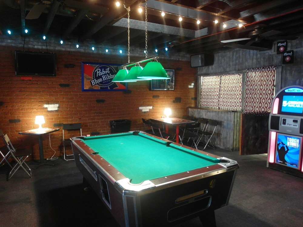 Dive Bar Man Cave : Casey s pub drama has settled reopens as red corridor