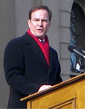 Michigan Attorney General Bill Schuette - PHOTO COURTESY WIKIPEDIA / MAGENTAGREEN