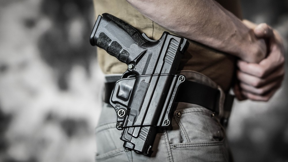 Judge Shoots Down Ban On Open Carry At Voting Sites