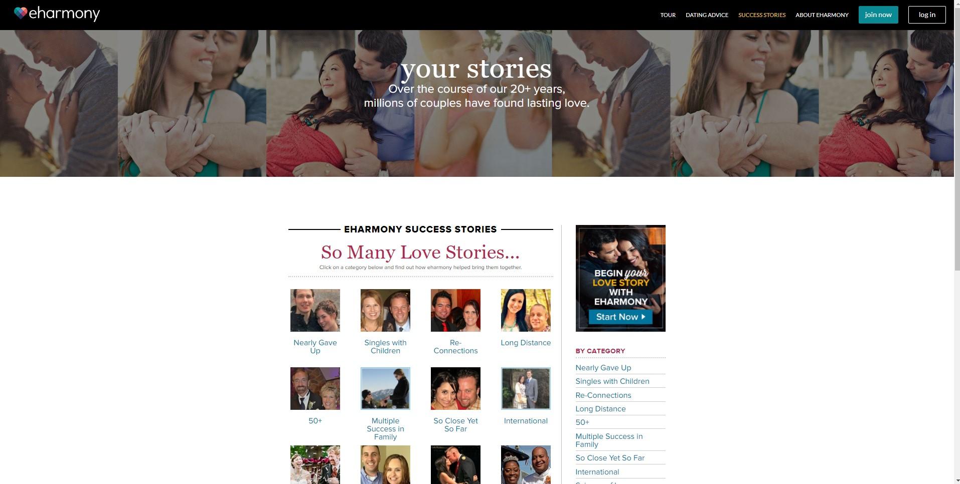 Login eharmony website How do