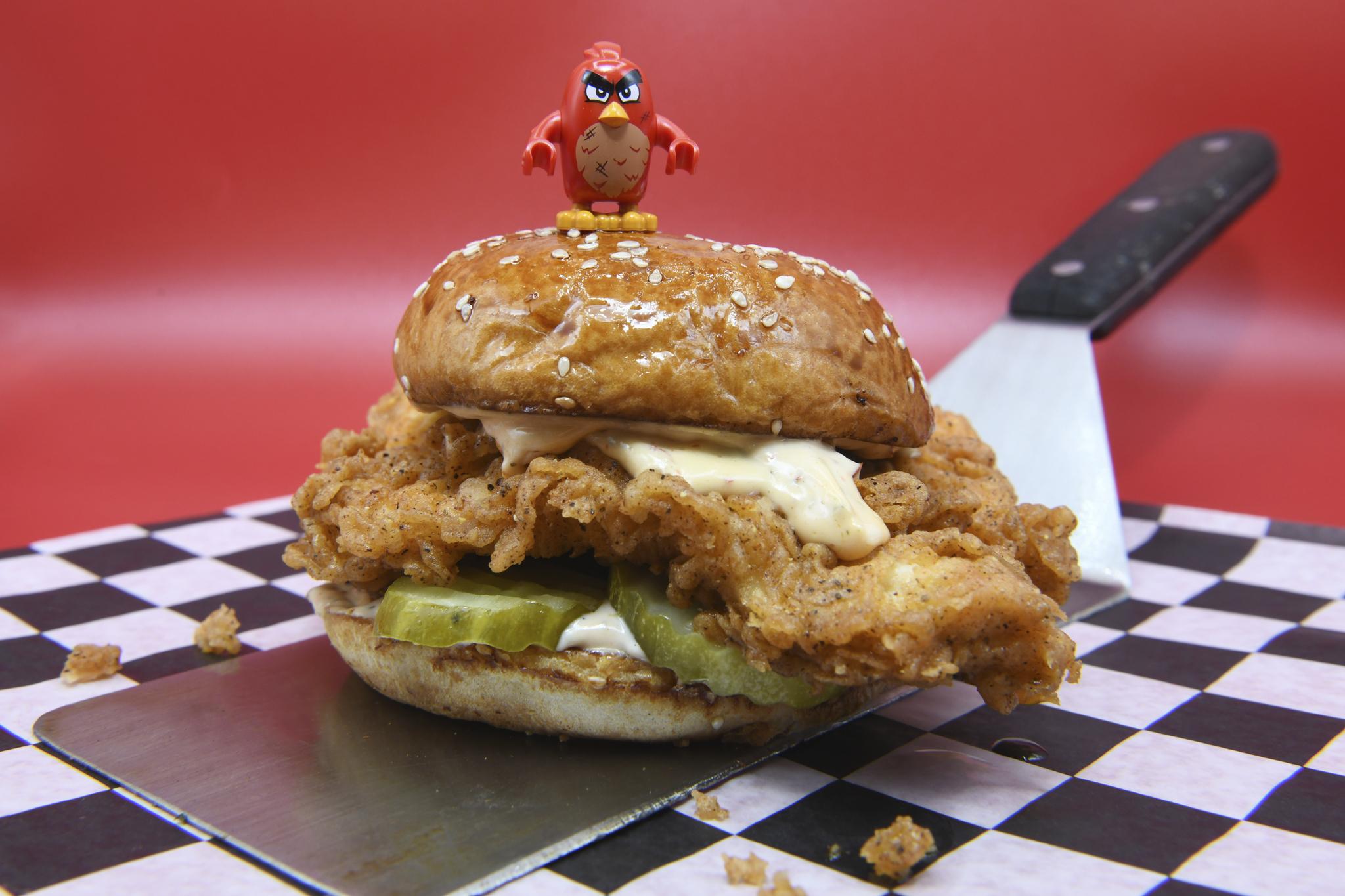 Cluck Norris Ass Kickin Chicken Ghost Kitchen Opens In Metro Detroit Bites