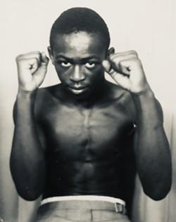 A young Ray Gray, circa 1964. - COURTESY OF PHYLLIS LONG