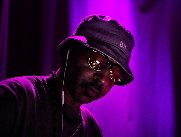 Moodymann will perform at the Aretha. - PHILIPP CARL RIEDL / RED BULL CONTENT POOL