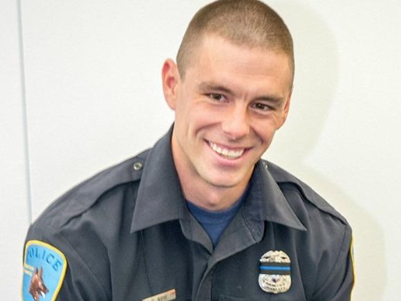 Officer Colin Rose.