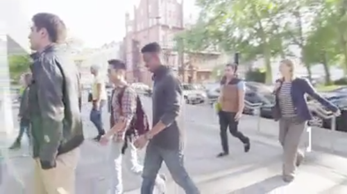 FREEZE FRAME FROM DISTRICT DETROIT COMMERCIAL