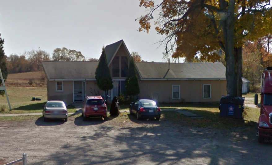 The Islamic Center of Ypsilanti, which went up in flames this weekend. - SCREEN CAPTURE FROM GOOGLE STREETVIEW
