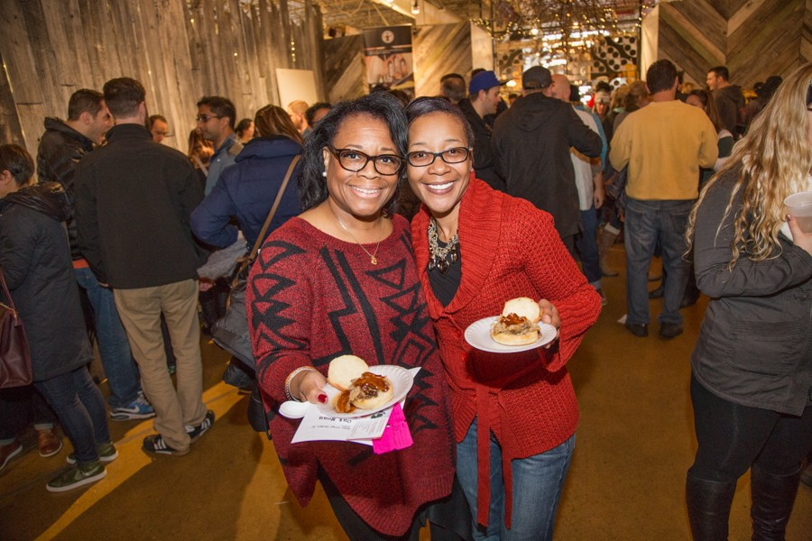 United We Brunch takes over the Garden Theater on Saturday, April 1. - PHOTO BY DONTAE ROCKYMORE