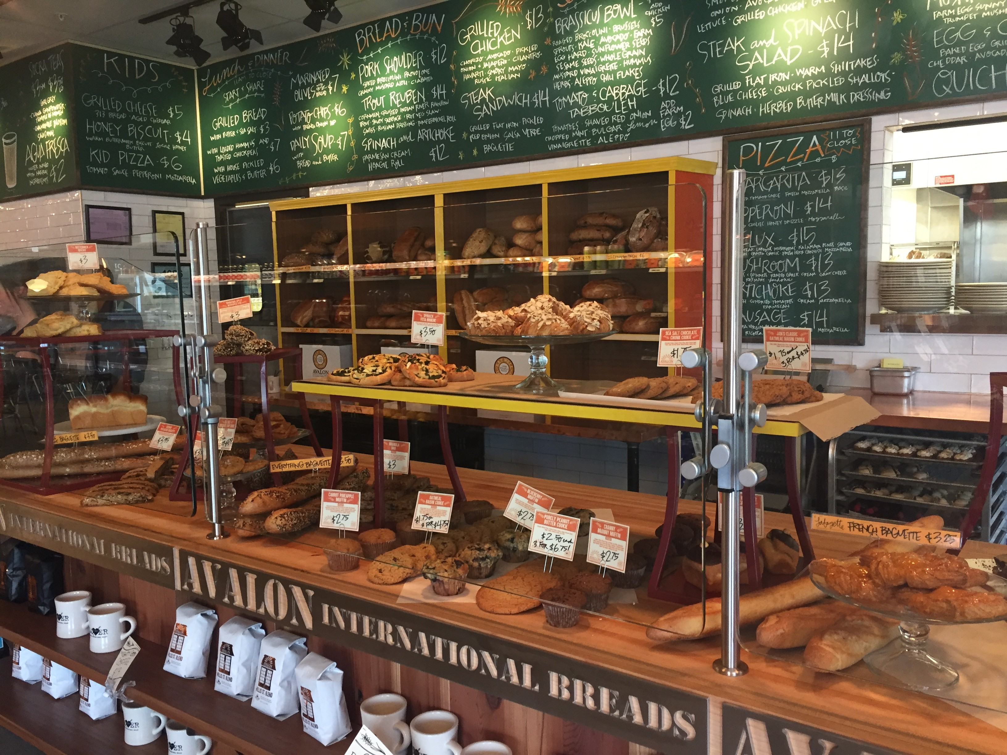 downtown detroit's new avalon café and bakery is now open | table