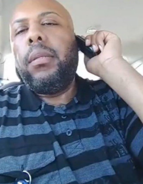 Screen shot of Steve Stephens via Scene