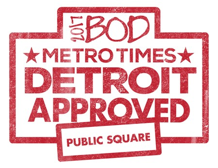 Best of Detroit: Public Square