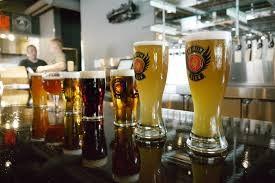 Griffin Claw beers - FILE PHOTO