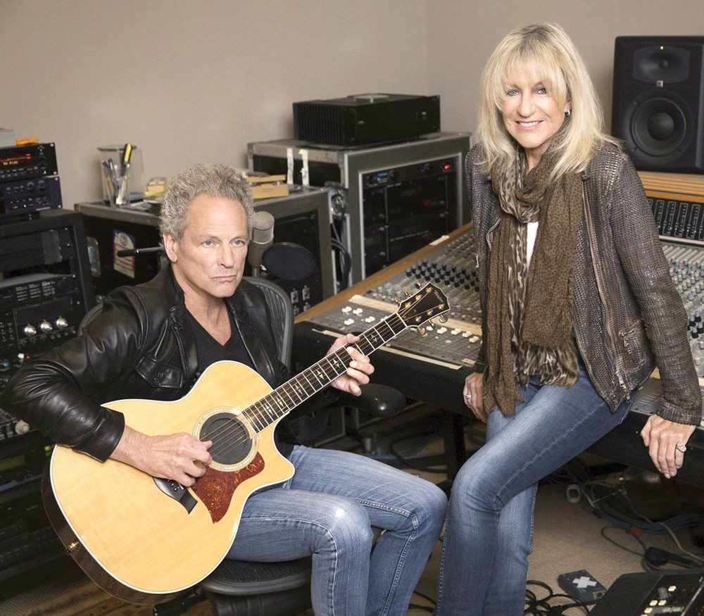 Christine Mcvie Returns To Find New And Old Magic With Lindsey Buckingham Local Music Detroit Detroit Metro Times