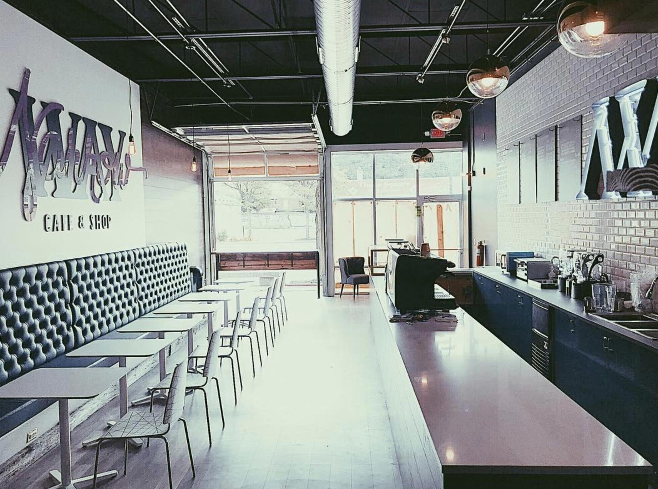 narrow way cafe coffee shop opens wednesday next to kuzzo's