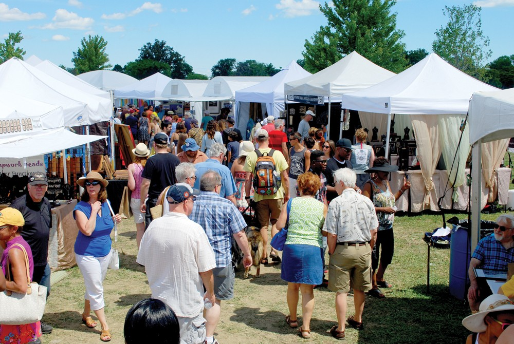Belle Isle Art Fair returns for its second year | Culture ...