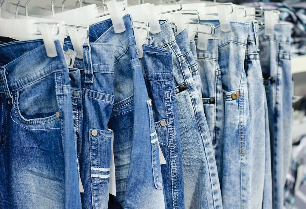 идею картинки магазина джинсов уже