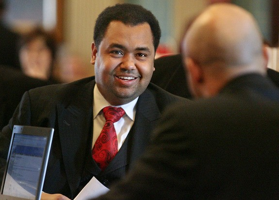 Coleman Young Jr. - COURTESY PHOTO