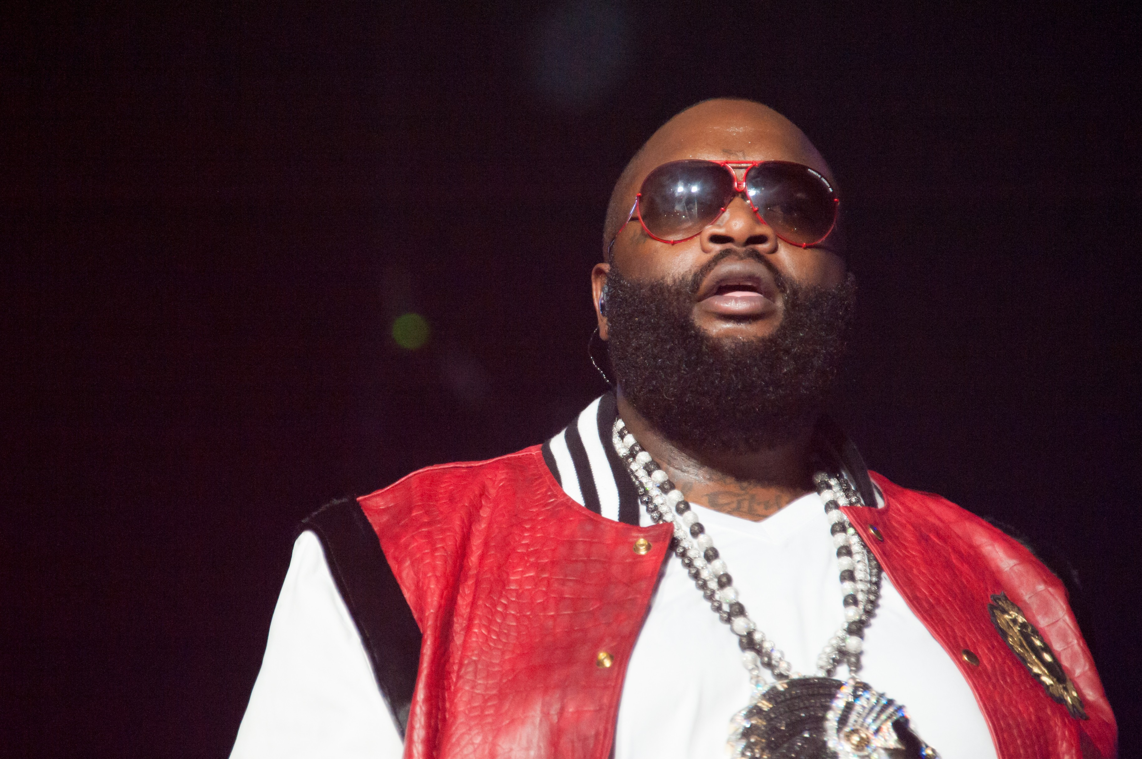 5957b6ac6021 Rick Ross returns to Detroit after 2012 robbery for NYE bash at ...