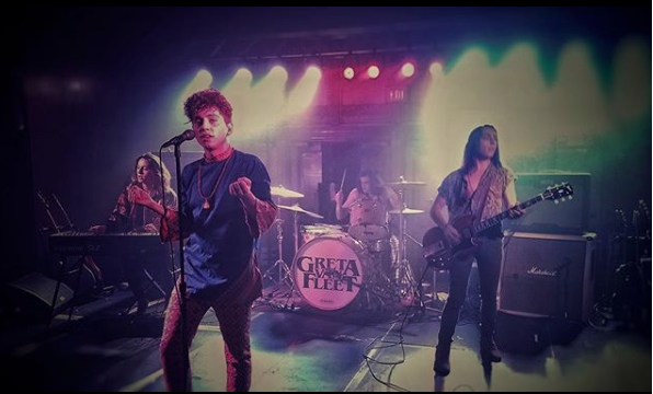 Greta Van Fleet will headline The Fillmore in Detroit on Tuesday, May 22. - PHOTO VIA INSTAGRAM, GRETAVANFLEET.