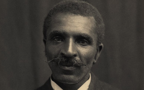 George Washington Carver.