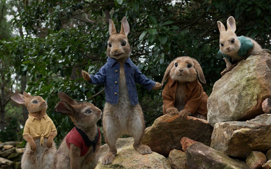 No One Asked For This Peter Rabbit Movie