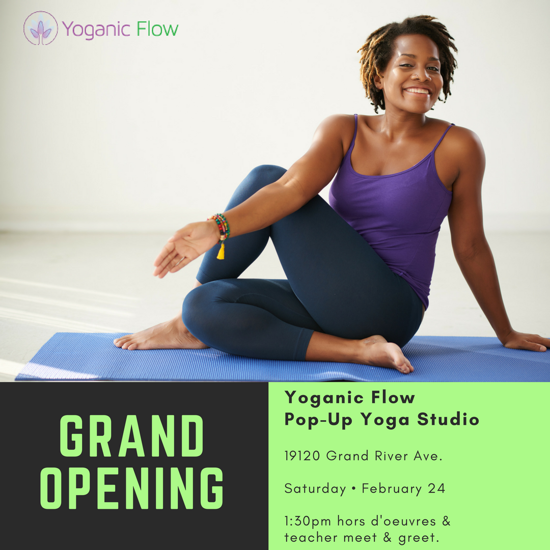 Yoganic Flow To Offer Affordable Yoga Classes Inside Grandmont Rosedale Co Working Space The Scene