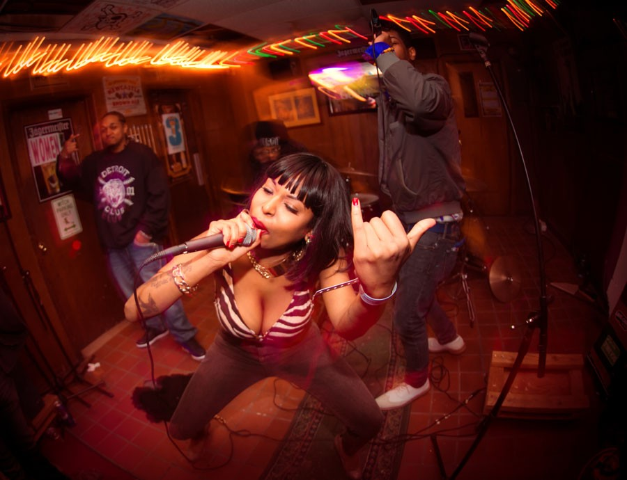 Bevlove performs Friday, March 2 at Ant Hall. - BRIAN ROZMAN