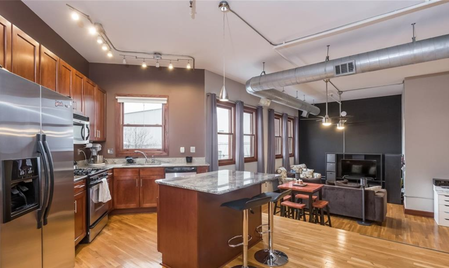 Check out this outrageously expensive loft for sale in downtown detroit news hits for Garden lofts at woodward place