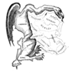 "This 1812 political cartoon comparing a  Massachusetts district redrawn by Gov. Elbridge Gerry to a dragon-like monster is the  source of the term ""gerrymander."""