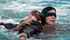 Sandra Bullock in Netflix's <i>Bird Box</i>, based on Josh Malerman's novel.