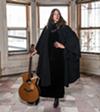 Audra Kubat at the Detroit House of Music.