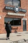 Emmele Herrold will overhaul Bobcat Bonnie's menu.
