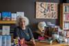 Source Booksellers owner Janet Jones.