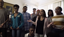 David Byrne's new music video featuring Detroit students will warm your cold, cold heart