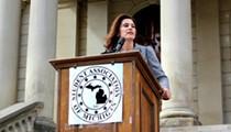 Whitmer donates MSU dean contributions following Nassar scandal