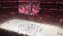 Seats from the Joe Louis Arena are now up for sale
