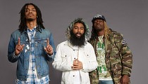 Some like it hot — Flatbush Zombies will deliver hellish beats to Royal Oak Music Theatre