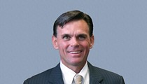 Mark Hackel says someone stole a gun out of his car by hacking it