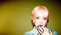Lily Allen is totally shameless and is heading to Detroit for Devil's Night