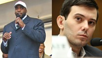 Kwame Kilpatrick and Martin Shkreli are now prisonmates