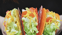 Everyone gets a free taco from Taco Bell because sports