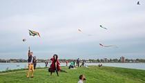 The Detroit Kite Festival returns to uplift spirits for second year