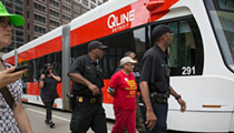 Nearly two dozen arrested for blocking QLine during water shutoff protest in Detroit