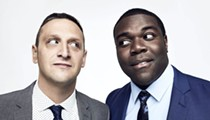 How Sam Richardson and Tim Robinson made 'Detroiters,' a TV comedy about Detroit, for Detroit