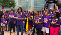 Detroit janitors promise strike if wages aren't bumped to $15 an hour