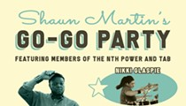 Shaun Martin's Go-Go Party