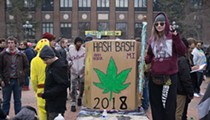 Is marijuana legalization in Michigan strolling toward election day?