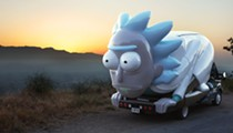 'Rick And Morty' fans can visit the Rickmobile in Michigan