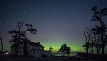 Northern Michigan saw the aurora borealis last night, viewings possible tonight