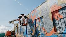Now's your chance to see Murals in the Market artists paint the town
